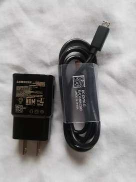 Vendo cargador original Samsung tipo v8