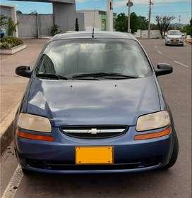 Vendo carro Chevrolete Aveo family 2010
