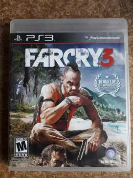 farcry 3 play 3 PlayStation 3