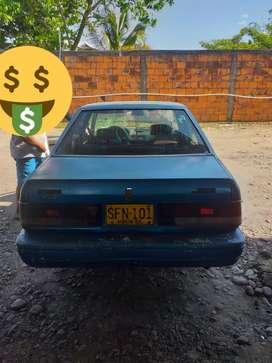Vendo carro mazda 323