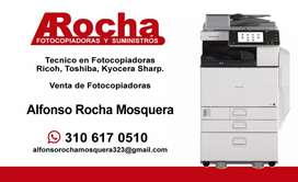 Técnico en Fotocopiadora
