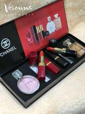 Chanel Estuche 6 En 1 Set Irresistible Perfum Veronna