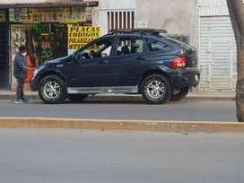 Se vende Camioneta marca SsangYong, combustible gasolina y GLP.