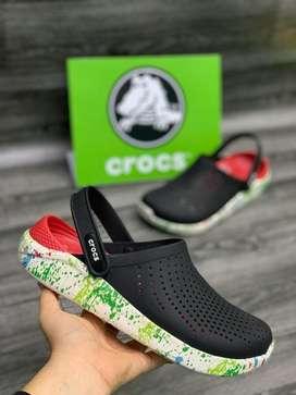 Crocs ride chispas unisex