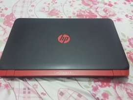 Lapton hp touch