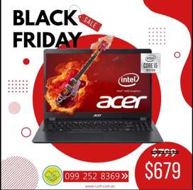 Laptop Acer i5 10ma Generacion /8gb Ram /256 ssd /full Hd /