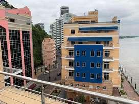Alquilo/ Vendo Elegante Oficina 185 m² en Puerto Santa Ana