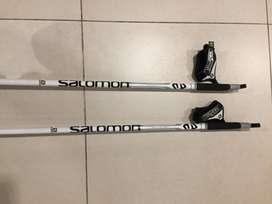Bastones SKI FONDO - SALOMON 145cm