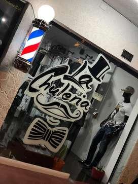 Vendo o Permuto Hermosa Barberia Boutique