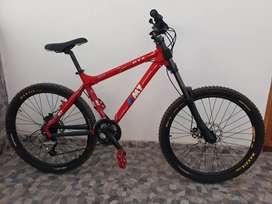 Bicicleta para DH