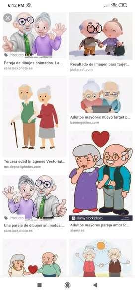 Se cuida adulto mayor y niños