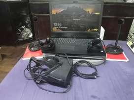 laptop alien ware 17R+lentes oculus rift+2 sensores+mas 2 mandos inalambricos+200 juegos virtuales.
