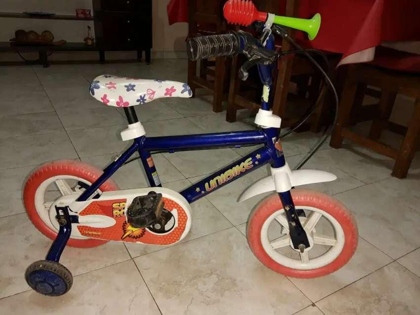 Bicicleta niños (usado) 0