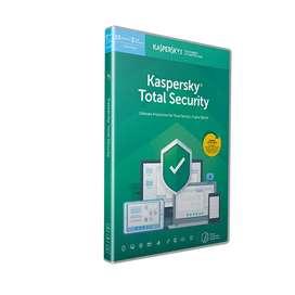 Total Security Kaspersky 1 Pc 1 Año Antivirus Windows original licencia