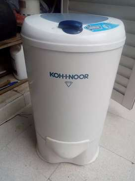 Secarropas Khoinor 2800rpm-5.2 kg