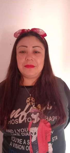 Niñera, empleada doméstica