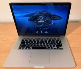 Mac Book Pro Retina I7 1tb 16 Ram