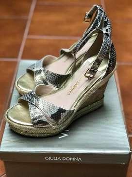 Zapato de Mujer Giulia Domna OFERTA $800!!