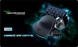Keypad Razer nostromo vendo/permuto x celular