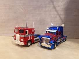 Vendo Camion Optimus Pime esc 1/32 -Juguete de Colección