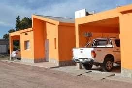 fd21 - Cabaña para 2 a 5 personas con cochera en Fiambala