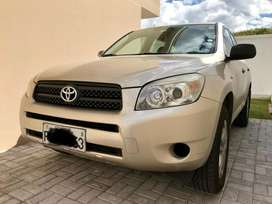 Toyota RAV 4  2007, usd 16900 negociable