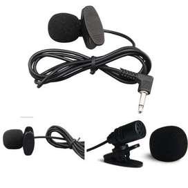 Solapa Lavalier Clip micrófono para clases de enseñanza