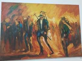 Obra del.maestro Guillermo Spinosa