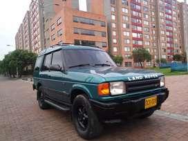 Land Rover Discovery en perfecto estado