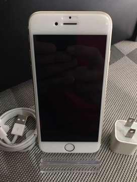 Iphone 6s dorado 128 gb
