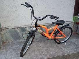 Vendo bicicleta tomaselli rod 20