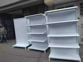 Gondolas o dispensadores para supermercados