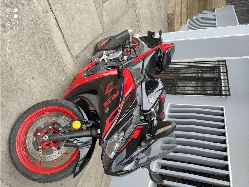 Moto R 3 Yamaha 2016 exelente estado
