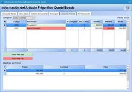 software Punto De Venta sistema Pos facturacion control inventario