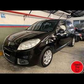 Renault Sandero Comfort 1.6 105cv 2011