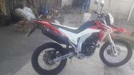 Moto Corven Cross Txr 250