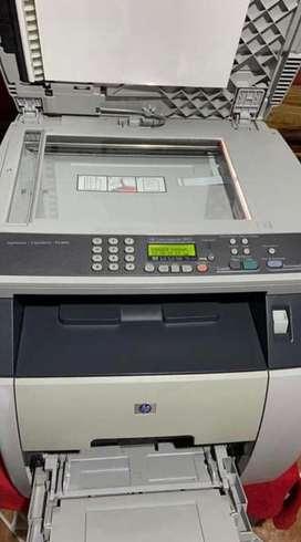 Vendo o cambio por algo de mi interes Copiadora Hp-Color Laserjet-2820