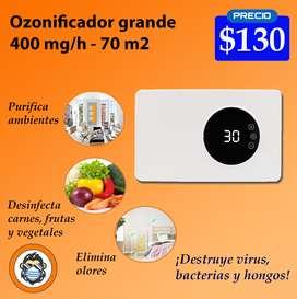 Ozono 400 mg/80 m2
