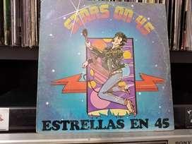 LP STARS ON 45 - ESTRELLAS EN 45