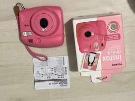 Camara Instax Mini 9 Fujifilm