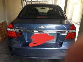 Chevrolet aveo 2012 gnc quinta precio 290 negociable