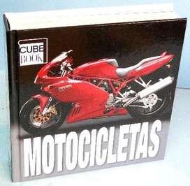 MOTOCICLETAS, Colección CUBE BOOK, Editorial Luppa