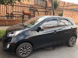 KIA PICANTO ION 1250 cc  MT Modelo 2013