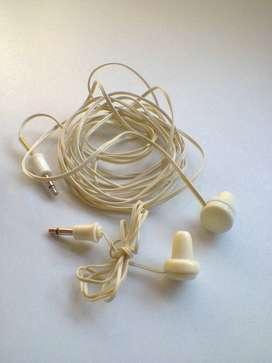 Antiguos Auriculares Audifonos! Retro! Lote x 2 (o por unidad) Impecables!