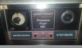 Servicio tecnico HENNY PENNY