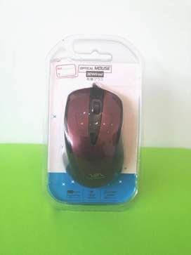 MOUSE OPTICO 3D WIRED
