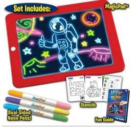Tablet Magic sketchpad producto nuevo