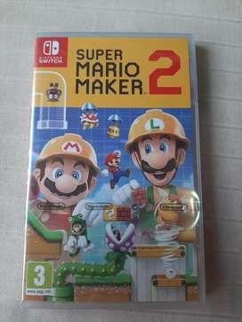 Vendo juego para Nintendo switch nuevo