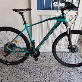 Bicicleta optimus en descuento nuevas