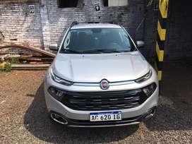 Fiat toro freedom 4x4 pack Seg 2018